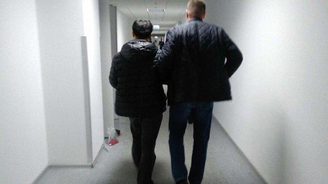 В аеропорту «Бориспіль» затримали громадянина Китаю за підозрою в торгівлі людьми