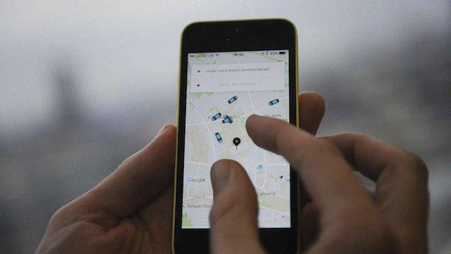 Італійський суд заборонив сервіс таксі Uber через недобросовісну конкуренцію