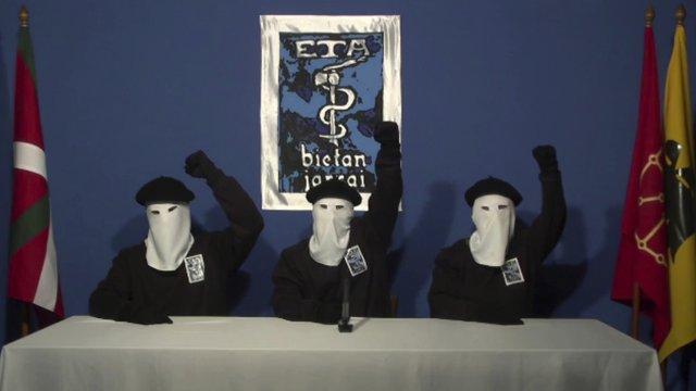 Баскські сепаратисти з угрупування ЕТА офіційно склали зброю