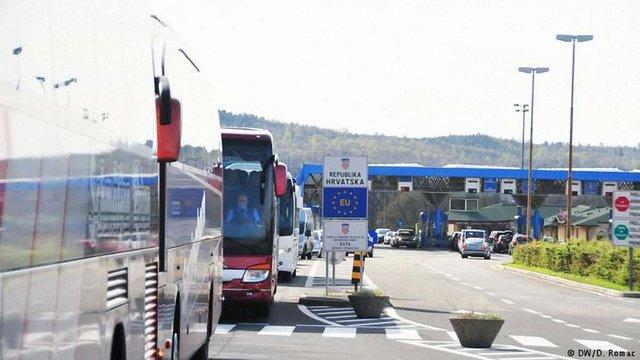 Посилення прикордонного контролю ЄС спричинило великі затори на Балканах