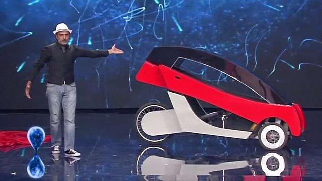 Італійський дизайнер розробив дерев'яний електричний велосипед