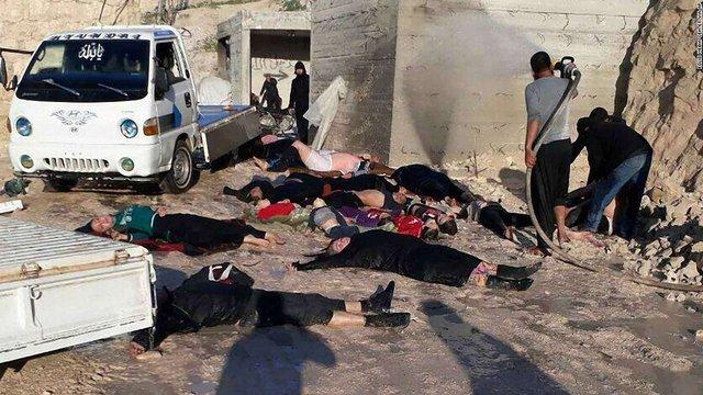 Росія заздалегідь знала про атаку хімічною зброєю в Сирії