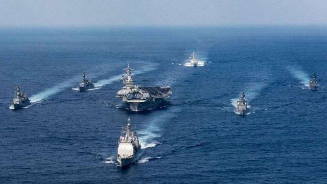 КНДР вважає наближення до її берегів американського авіаносця початком вторгнення