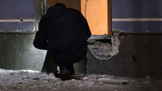 В центрі Києва біля ресторану вночі стався вибух
