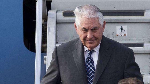 Відносини США та РФ не покращаться без виконання «Мінська», – держсекретар Тіллерсон