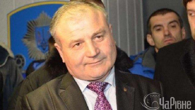 На Рівненщині помер екс-голова обласної міліції В'ячеслав Чайка, якого поранив син
