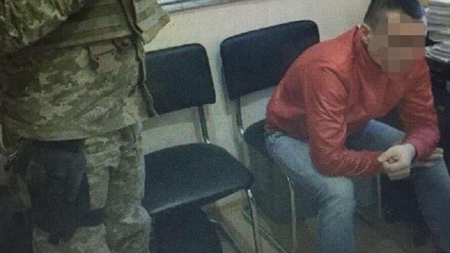 В Одесі затримали сепаратиста, розшукуваного за вбивство