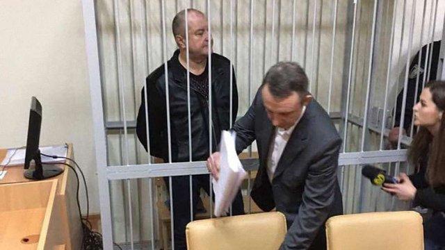 Екс-начальника ДАІ Києва заарештували на три місяці з можливістю застави у ₴5 млн