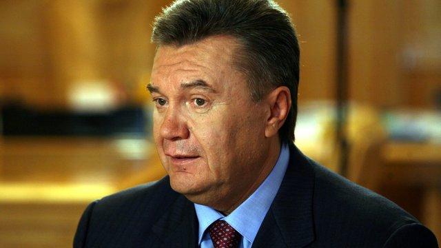 ГПУ звернулася до Канади з проханням встановити авторів книги Януковича Oppotunity Ukraine