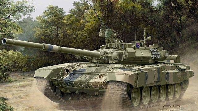 Росія використала на Донбасі найпотужніший танк своєї армії