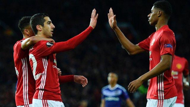 «Манчестер Юнайтед» в овертаймах виборов путівку у півфінал Ліги Європи