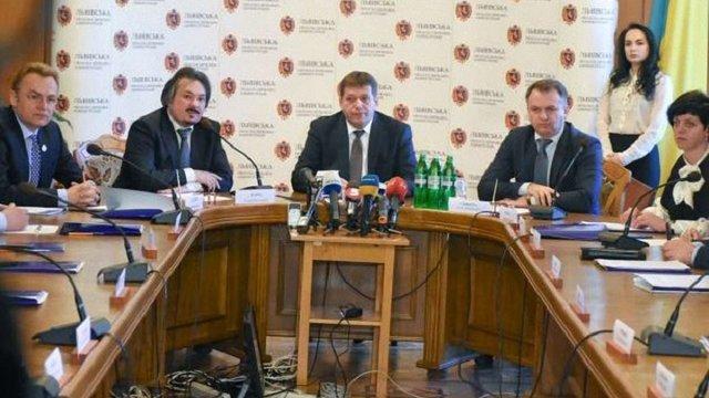 «Я сподіваюсь, що таке ганебне явище, як блокада Львова, буде остаточно припинено»