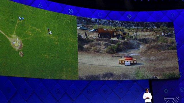 У компанії Facebook розробляють вертоліт для роздачі Інтернету у зонах лиха