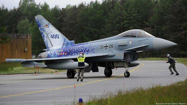 У 2016 році літаки НАТО піднімалися по тривозі рекордну кількість разів з часів «холодної війни»