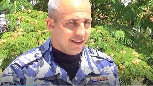 В окупованому Криму екс-«беркутівець» побив українського активіста