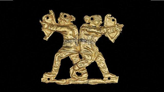 У Лондоні покажуть золото скіфів