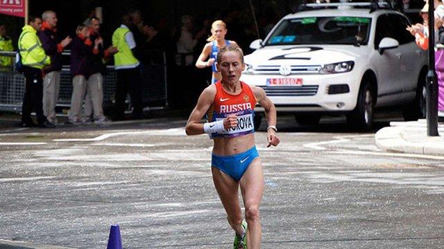 Російську бігунку Альбіну Майорову відсторонили за допінг на чотири роки