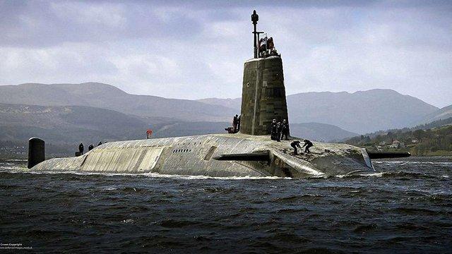 Велика Британія допустила ймовірність превентивного ядерного удару