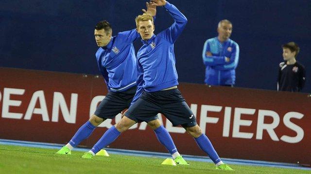 Збірна України зіграє товариський матч з Мальтою в Австрії