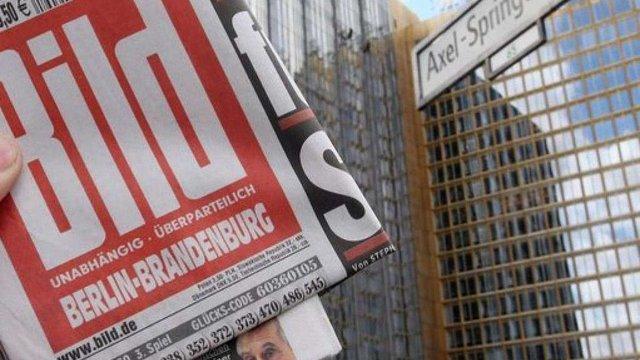 Німецьке видання Bild через цензуру бойкотує Кубок Конфедерацій з футболу у Росії