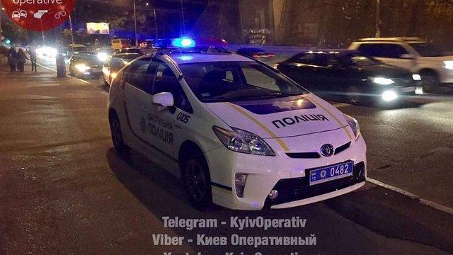 У поліції розповіли подробиці нічної стрілянини із пораненими в Києві