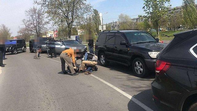 У Києві СБУ затримала чиновника ДПСУ на хабарі у ₴530 тис.