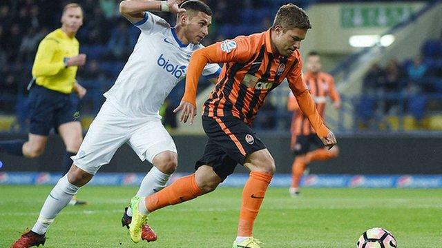 «Шахтар» обіграв «Дніпро» і вийшов у фінал Кубку України