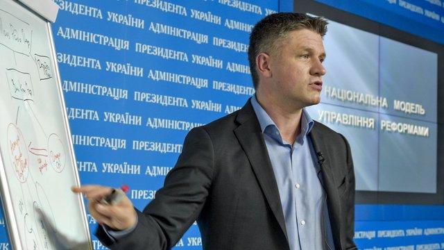 Заступник голови АП звинуватив уряд у затягуванні впровадження стандартів зв'язку 4G в Україні