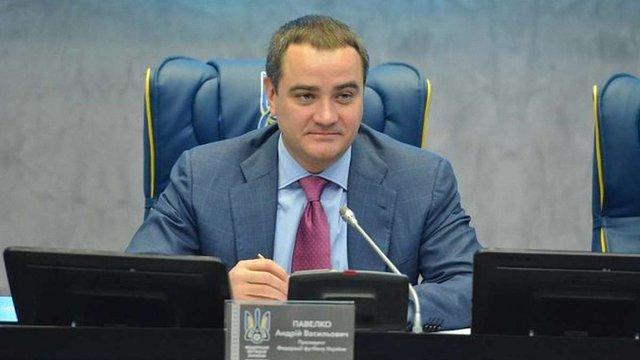 Єдиним кандидатом на пост президента ФФУ став Андрій Павелко