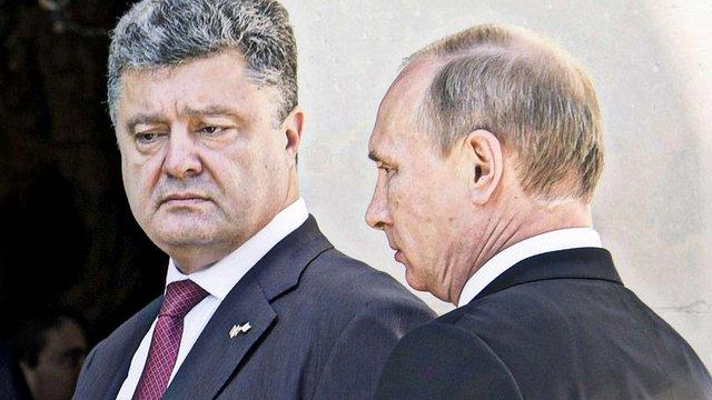 АП спростувала інформацію російських ЗМІ про таємну телефонну розмову Порошенка і Путіна