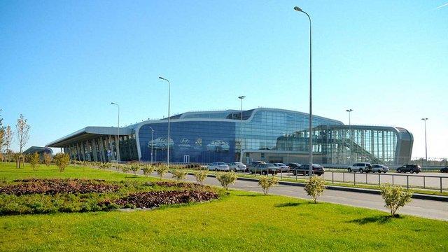 До «Євробачення» у львівському аеропорту ввели посилені заходи безпеки