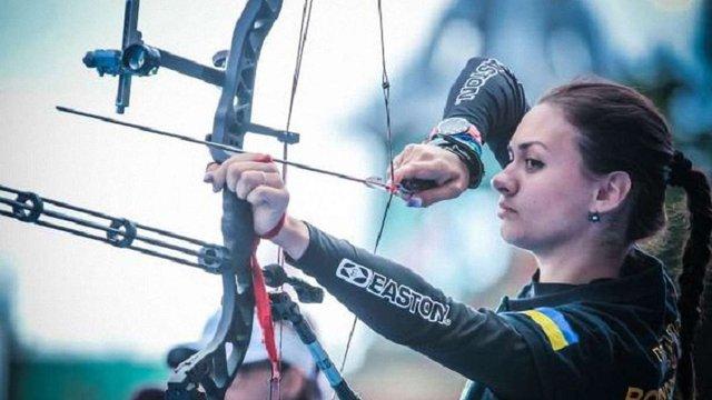 Жіноча збірна України виграла золото Кубка Європи зі стрільби з лука