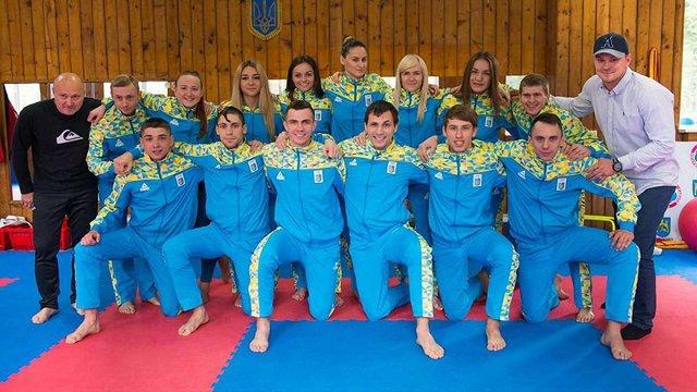 16 українців візьмуть участь в першому чемпіонаті Європи з карате в олімпійському статусі