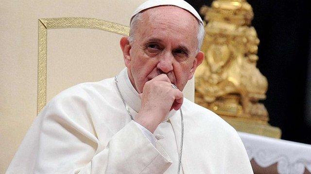 Папа Франциск закликав до міжнародного посередництва між США та КНДР