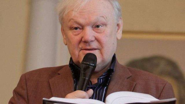 Помер український поет Борис Олійник