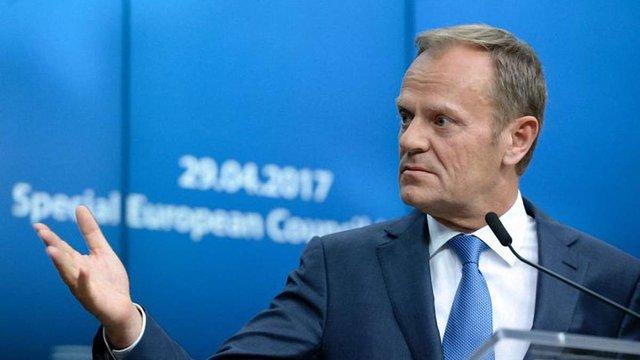 Польського консула відсторонили за публікацію колажу Дональда Туска  у нацистській формі
