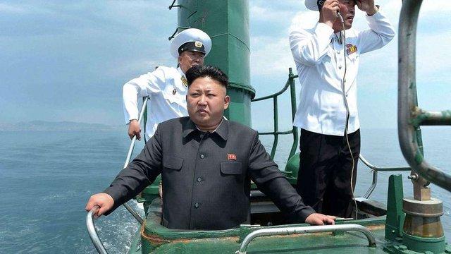 КНДР погрожує потопити американський атомний підводний човен USS Michigan