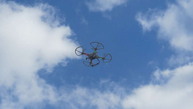 Одеська поліція має намір ідентифікувати учасників масових акцій у місті за допомогою дрона