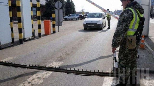 Прикордонники не пустили до Одеси 8 іноземців, які нібито приїхали на спортивні змагання