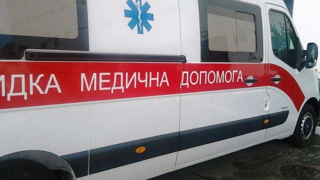 На Закарпатті хулігани напали на станцію швидкої допомоги
