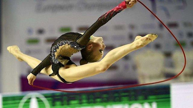 13-річна львів'янка виборола «золото» на турнірі з художньої гімнастики у Португалії