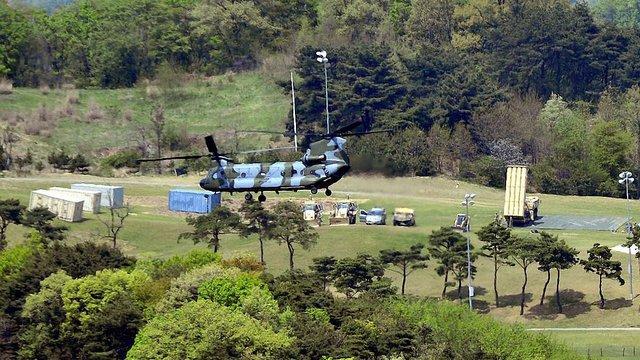 Міноборони США заявило про готовність системи ПРО у Південній Кореї