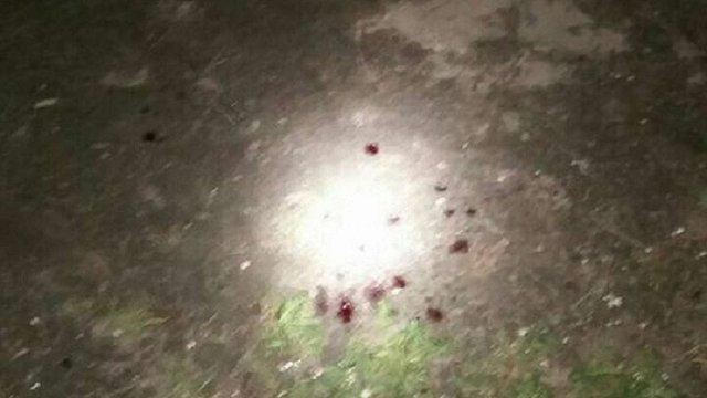 Патрульні затримали чоловіка за підозрою в нанесенні ножових поранень