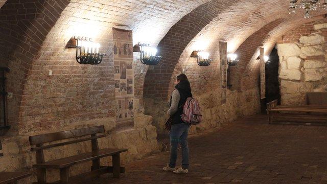 У центрі Львова відкрили для відвідувачів підземелля церкви XIX ст.