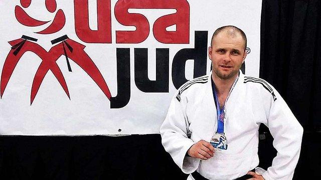 Український монах-єзуїт виборов друге місце в чемпіонаті США з дзюдо