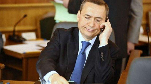 Екс-нардеп Микола Мартиненко здав закордонні паспорти