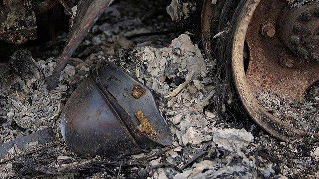 Під час навчань у зоні АТО військовий дістав поранення, що призвели до його смерті