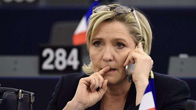 Ле Пен отримала €9 млн в обмін на підтримку російської політики щодо України, — ЗМІ