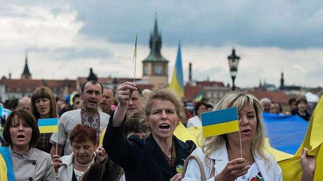 За три місяці 2017 року понад 130 українців попросили притулку в Чехії