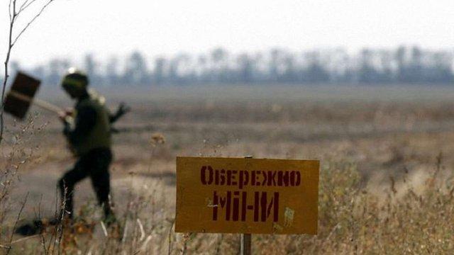 Україна стала світовим лідером за кількістю жертв протитанкових мін